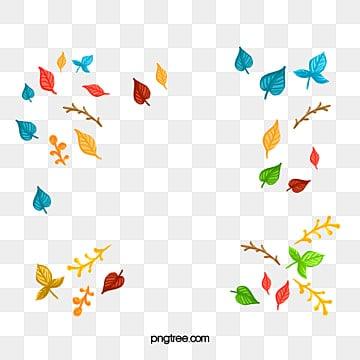 autumn leaves vector watercolor, Watercolor Leaves, Defoliation, Autumn Leaves PNG and Vector