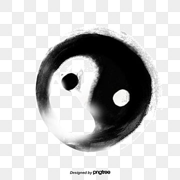 Yin Yang Png Vectors PSD and Clipart for Free Download