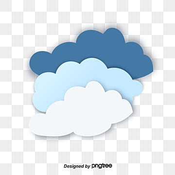 vector paper cutting effect clouds decorative pattern, Paper Cut, Clouds, Decorative Pattern PNG and Vector