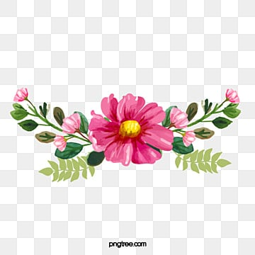 Flower Vector Png Vector Psd And Clipart With Transparent