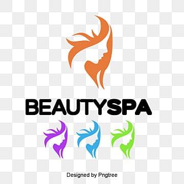 Women Beauty Shop logo design, Female Beauty, Beauty, Spa Logo PNG and Vector