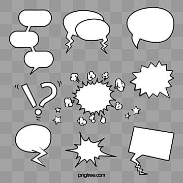 chat bubble element chat bubble material chat bubble pictures bubble effect element png