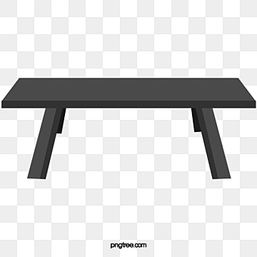 Vector Wood Tables Clipart Table PNG Image And