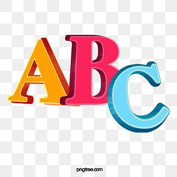 Abc Letters Png Vectors Psd And Icons For Free Download Pngtree