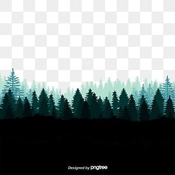 A selva tropical, A Floresta, As árvores, A SelvaPNG e Vector