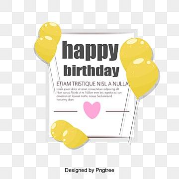 Carte d'anniversaire, Anniversaire, Carte D'anniversaire, Carte De VoeuxPNG et vecteur