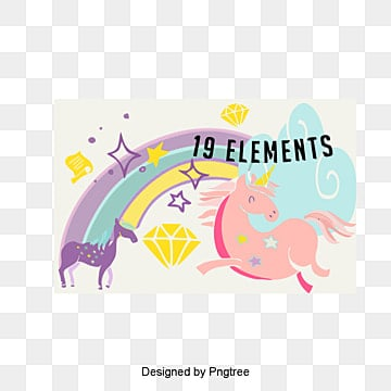 Unicorns PNG Images | Vectors and PSD Files | Free ...