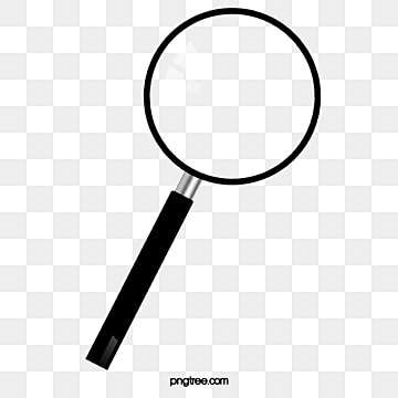 Free Magnifying Glass Powerpoint Template