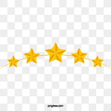 yellow five-pointed star, Star Clipart, Yellow, Five-pointed Star PNG