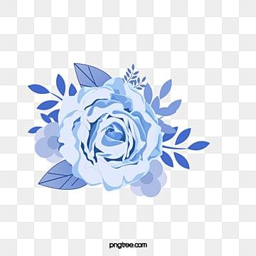 Flores Azules Png Vectores Psd E Clipart Para Descarga Gratuita