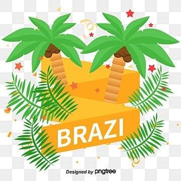 Rotating Ribbon Brasil Carnaval Poster, Rio, Carnaval, Brasil PNG y Vector