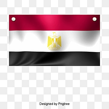Vector Flag Country of Egypt, Vector, Flag, Country PNG and Vector