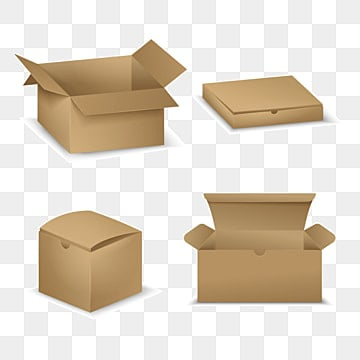 cardboard box png. two cardboard boxes in kind png image box png
