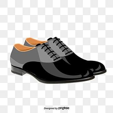 fd1d050372 business black leather shoes bow tie