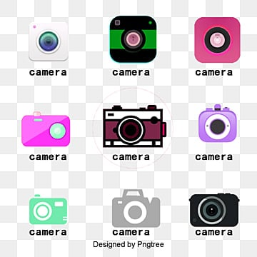 Heart Shaped Camera logo, Camara, Retro, Logo  PNG y Vector
