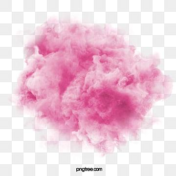 O Efeito de explosão de fumaça vermelha., Vermelho, A Explosão, A Fumaça PNG Image and Clipart