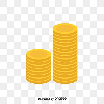 coin stack png images vectors and psd files free
