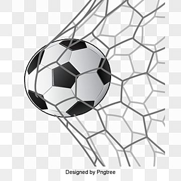 hand-painted football goals, Football Clipart, Movement, Football PNG and PSD