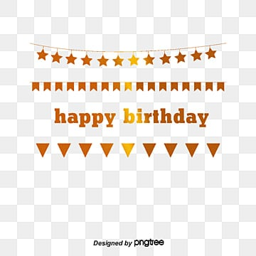 Golden Birthday Party Decorative Vector, Birthday Party Decorations, Golden Birthday Party Decorations, Golden Birthday Party Decorations Free Png Download PNG and Vector