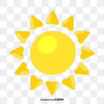 OS Elementos do vetor do png, Vetor De Sol, A Luz Do Sol, CartoonPNG e Vector