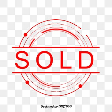 Sold Png Vector Psd And Clipart With Transparent
