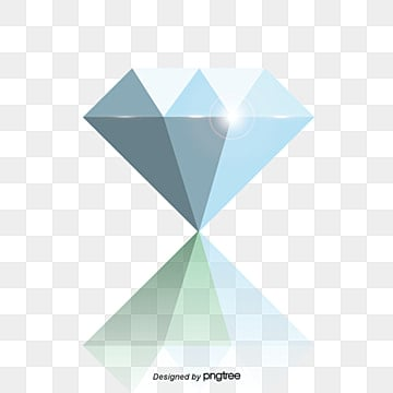 Glowing Diamonds PNG Images | Vector and PSD Files | Free