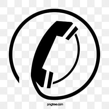 telephone symbol, Telephone Clipart, Telephone Symbol, Phone PNG and PSD