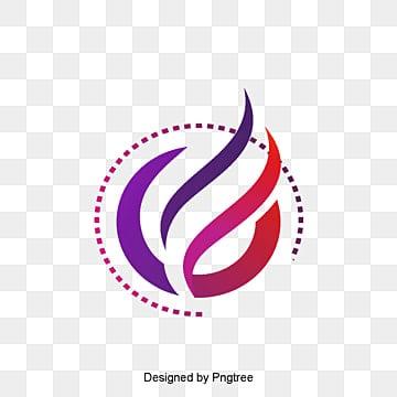 Flamme de dessins animés de conception de logo, Dessin, Flamme, LogoPNG et vecteur