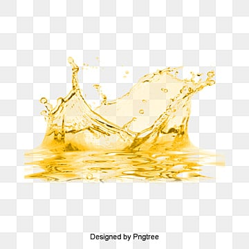 Oil flower material, Yellow, Watermarks, Oil Flower PNG Image