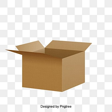 cardboard box png. kraft cardboard box paper management png image png pngtree