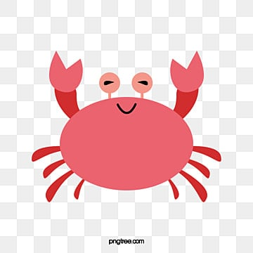Crab Cartoon Png Vectors Psd And Clipart For Free