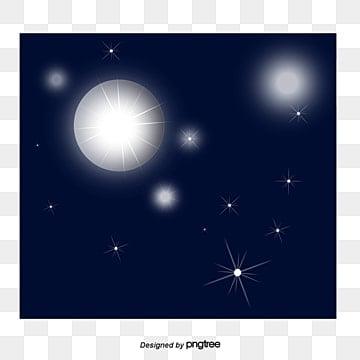 ночь свет, свет, свет, силаPNG и вектор