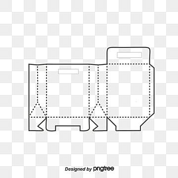 Paper Bag Carton Vector PNG And