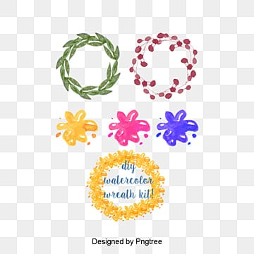 floral flowers round flower frame, Vector Flower Box, Floral, Small Fresh PNG and PSD