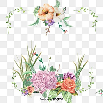 Fight color watercolor line border vector png fight the for 48 lighted crystal 3 d outdoor christmas wreath decoration