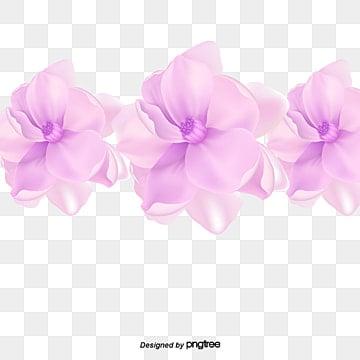 Vetor de Flores cor - de - Rosa pintadas à mão, Vector, Pintados à Mão, UMA FlorPNG e Vector
