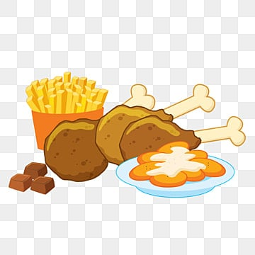 Delicious Chicken Legs Food PNG Image And Clipart