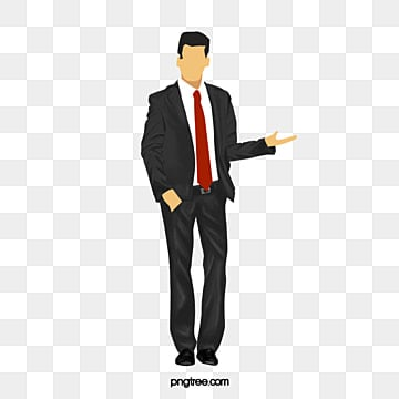 Cartoon hombre de negocios hombre, Diseño De Dibujos Animados De Gente De Negocios, Elementos De Dibujos Animados, Hombre De Negocios Imagen PNG