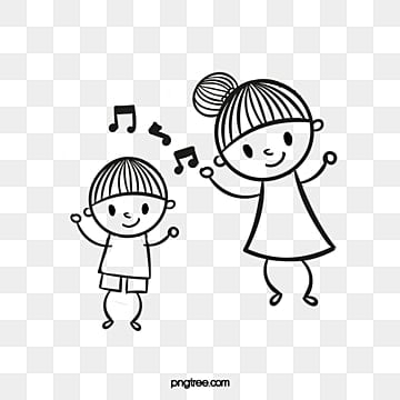 Dancing Kids PNG Images | Vector and PSD Files | Free ...
