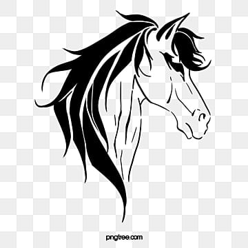 Horse Head Png Vectors Psd And Clipart For Free Download Pngtree