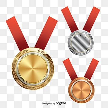 Cartoon Medal Png Vectors Psd And Clipart For Free