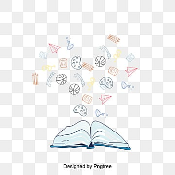 the background of the knowledge in the book, Background Clipart, Book Clipart, Education PNG and PSD