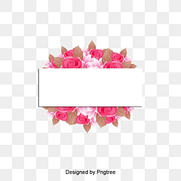 Flower borders png images vectors and psd files free download on pink watercolor flower borders flower borders creative border border material png image and mightylinksfo Choice Image