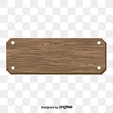 Wooden Signboard PNG Images | Vectors and PSD Files