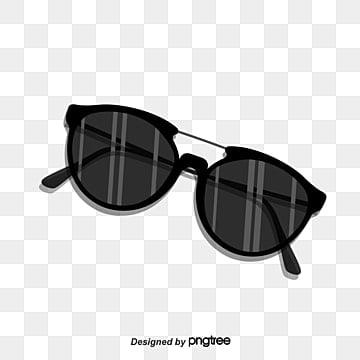 Cartoon Sunglasses PNG Images