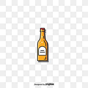 Beer Bottle Png, Vecto...D Cup Example