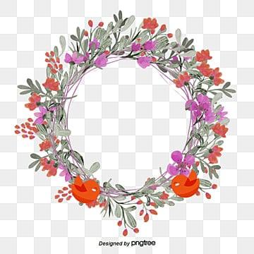 Love Bird Flower rattan corona etiqueta de texto, Dibujos Pintados A Mano, Birdie, Urraca PNG y Vector