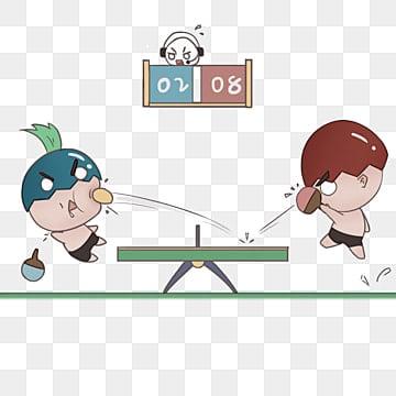 Table tennis racket png