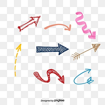 Vector hand drawn arrow, Vector Diagram, Hand, Hand Drawn Arrow PNG and Vector