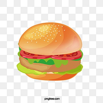 grilled chicken hamburger free material, Chicken Clipart, Hamburger Clipart, Sandwiches And Hamburgers PNG and PSD illustration image